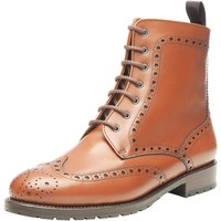 Chaussures Femme Boots Shoepassion Boots d'hiver N° 276 Rotbraun