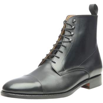 Chaussures Homme Boots Shoepassion Boots à lacets N° 624 Schwarz