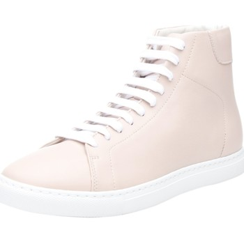 Chaussures Femme Baskets montantes Shoepassion Sneakers No. 13 WS Nude