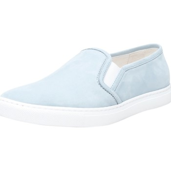 Chaussures Femme Slip ons Shoepassion Sneakers No. 22 WS Hellblau