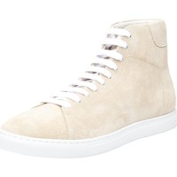 Chaussures Femme Baskets montantes Shoepassion Sneakers No. 32 WS Beige