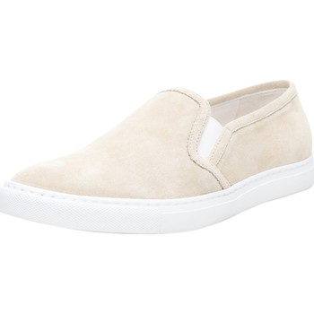 Chaussures Femme Slip ons Shoepassion Sneakers No. 33 WS Beige