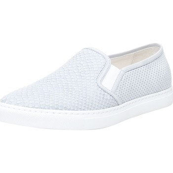 Chaussures Femme Slip ons Shoepassion Sneakers No. 91 WS Hellblau