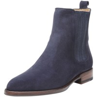 Chaussures Femme Boots Shoepassion Bottes No. 2301 Navy