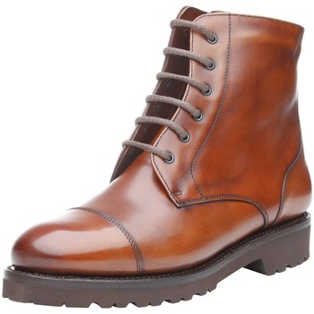 Chaussures Femme Boots Shoepassion Boots d'hiver No. 261 Whiskey