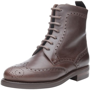 Chaussures Femme Boots Shoepassion Boots d'hiver No. 266 Dunkelbraun