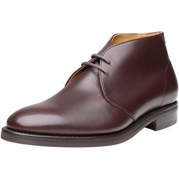 Chaussures Homme Boots Shoepassion Boots à lacets No. 613 Dunkelbraun