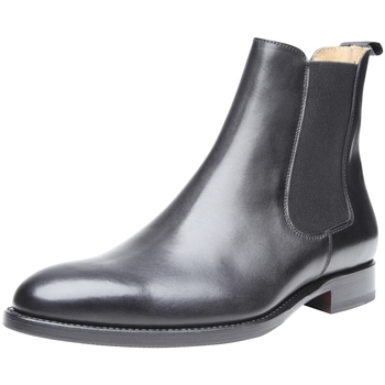 Chaussures Homme Boots Shoepassion Bottes No. 643 Schwarz