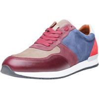 Chaussures Homme Baskets basses Shoepassion Sneakers No. 118 MS Blau / Rot / Grau