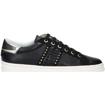Chaussures Femme Baskets basses Geox D02FED 085BN D PONTOISE Negro