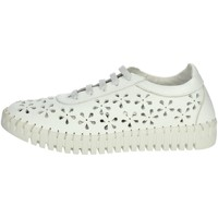 Chaussures Femme Baskets basses Riposella C263 Blanc