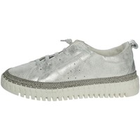 Chaussures Femme Baskets basses Riposella C257 Argent