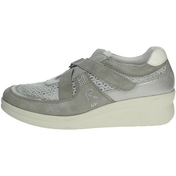 Chaussures Femme Baskets basses Riposella C240 Gris