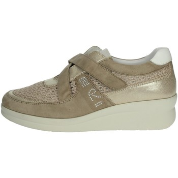 Chaussures Femme Baskets basses Riposella C238 Beige