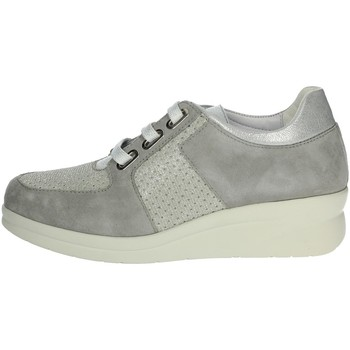 Chaussures Femme Baskets basses Riposella C235 Argent