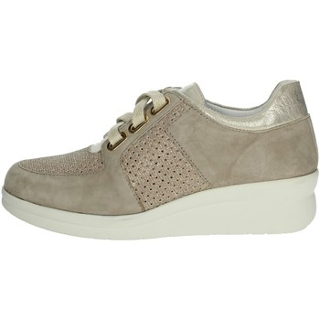 Chaussures Femme Baskets basses Riposella C234 Beige