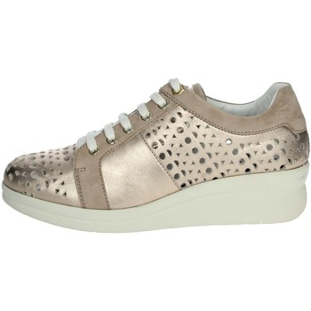 Chaussures Femme Baskets basses Riposella C231 Cuivre