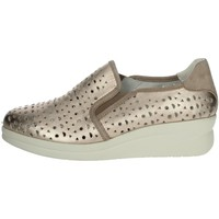 Chaussures Femme Mocassins Riposella C230 Cuivre