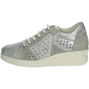 Chaussures Femme Baskets basses Riposella C226 Argent