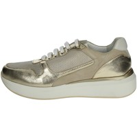 Chaussures Femme Baskets basses Riposella C206 Or