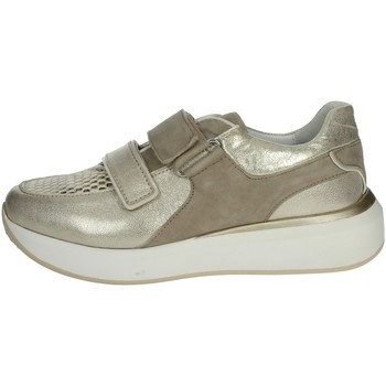 Chaussures Femme Baskets basses Riposella C202 Platine