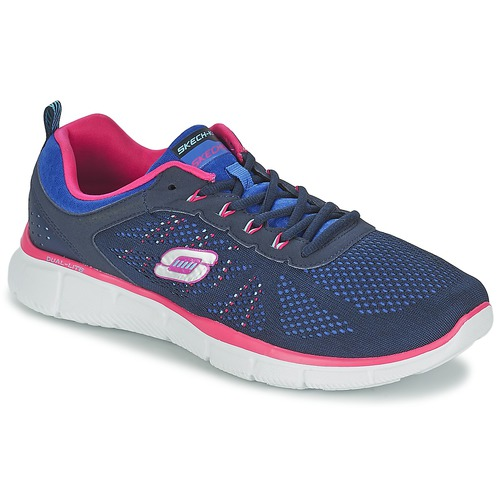 Chaussures-de-sport Skechers EQUALIZER Marine 350x350