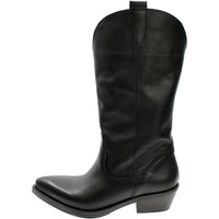 Chaussures Femme Bottes ville Illy 95181 Nero