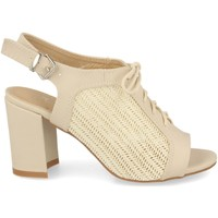 Chaussures Femme Sandales et Nu-pieds Festissimo F20-29 Beige