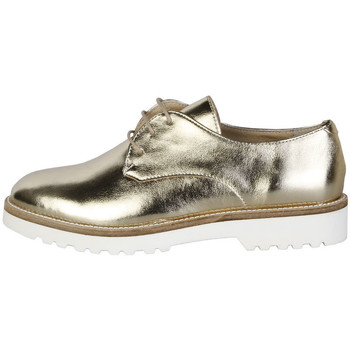 Chaussures Femme Derbies Made In Italia - nina Jaune