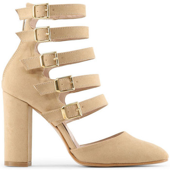 Chaussures Femme Escarpins Made In Italia - cora Marron