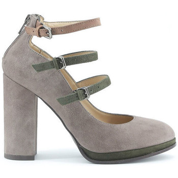 Chaussures Femme Escarpins Made In Italia - filomena Gris