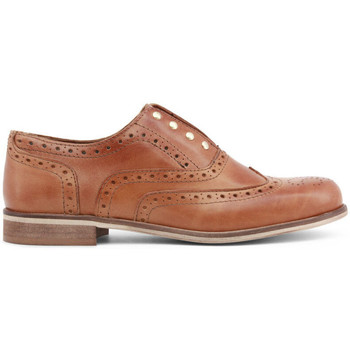 Chaussures Femme Derbies Made In Italia - teorema Marron