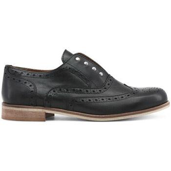 Chaussures Femme Derbies Made In Italia - teorema Noir