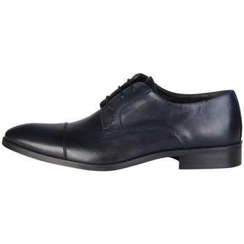 Chaussures Homme Derbies Made In Italia - marcel Bleu