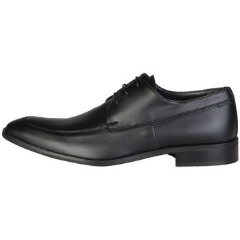 Chaussures Homme Derbies Made In Italia - leonce Noir