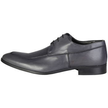 Chaussures Homme Derbies Made In Italia - leonce Gris