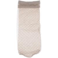 Sous-vêtements Femme Collants & bas Sanpellegrino Bas socquettes - Elasthanne - Ananas Beige