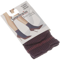 Sous-vêtements Femme Collants & bas Sanpellegrino Bas socquettes - Chaussettes interlock Fashion Rouge
