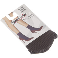 Sous-vêtements Femme Collants & bas Sanpellegrino Bas socquettes - Chaussettes interlock Fashion Marron