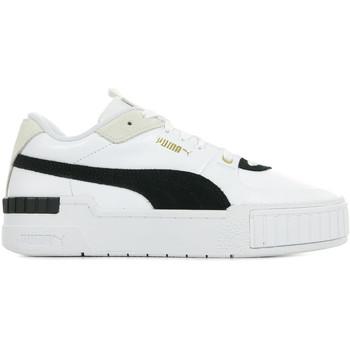 Chaussures Femme Baskets basses Puma Cali Sport Heritage Wn's blanc