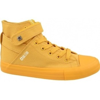 Chaussures Femme Multisport Big Star Shoes jaune