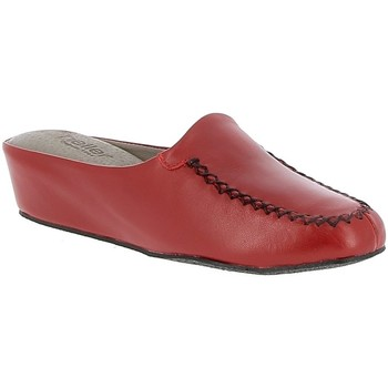 Chaussures Femme Sabots Heller Tanguy Rouge