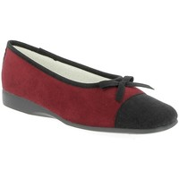 Chaussures Femme Chaussons Exquise Elios Rouge