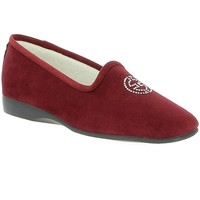 Chaussures Femme Chaussons Exquise Elisa Prune