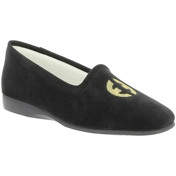 Chaussures Femme Chaussons Exquise Elise Noir