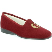 Chaussures Femme Chaussons Exquise Elise Prune