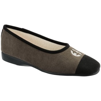Chaussures Femme Chaussons Exquise Erele Gris