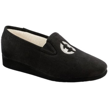 Chaussures Femme Chaussons Exquise Labrode Noir