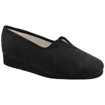 Chaussures Femme Chaussons Exquise Lamoka Noir