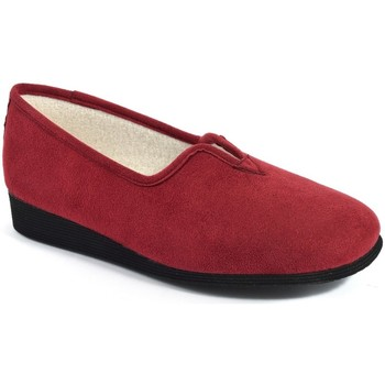 Chaussures Femme Chaussons Exquise Lamoka Prune